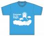 2013年クラブTシャツ(水色)